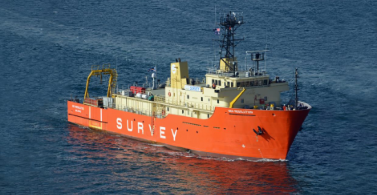 Survey Ship for Amazon's Transpacific Cable Sets Sail