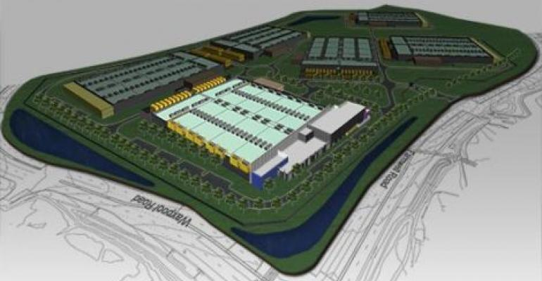 NTT's RagingWire to Build a Third Ashburn Data Center Colossus