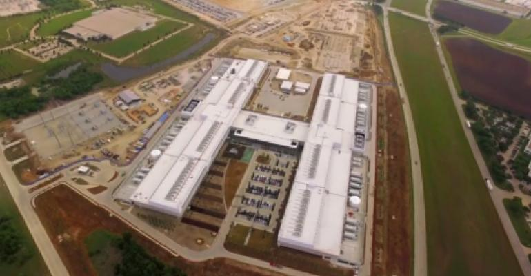 Video: Inside the New Facebook Data Center in Texas