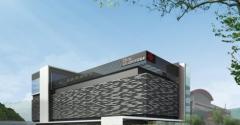A China Unicom data center in Hong Kong