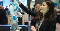 ibm watson robot cebit 2016
