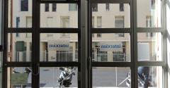 Entrance to Interxion's MRS 1 data center in Marseille