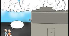 Friday Funny: Cloud Gazing