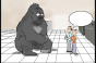Friday Funny: Pick the Best Caption for 300 Pound Gorilla