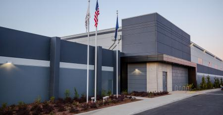 Flexential's data center in Brookwood, Oregon