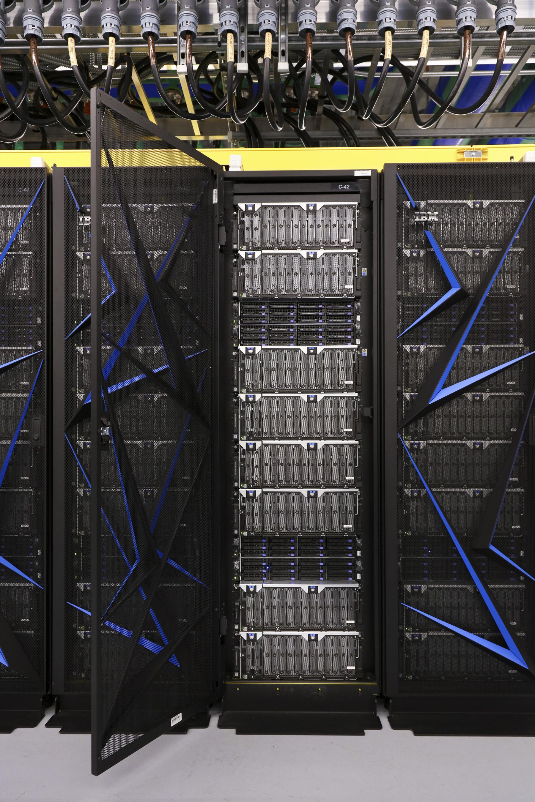 "IBM, Nvidia Build ""World's Fastest Supercomputer"" for US"