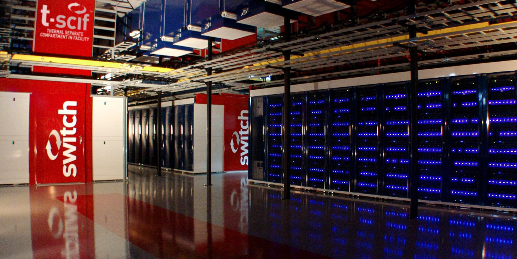 Data Center Stocks The Unique Proposition Of A Switch Ipo
