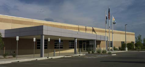 Honda's new LEED-certified data center in Longmont, Colo.