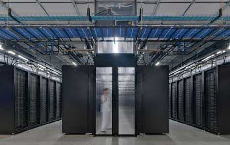Facebook Seeks Patent On Cooling Automation Data Center