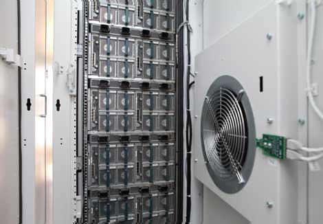 Closer Look Cisco Containerized Data Center Data Center