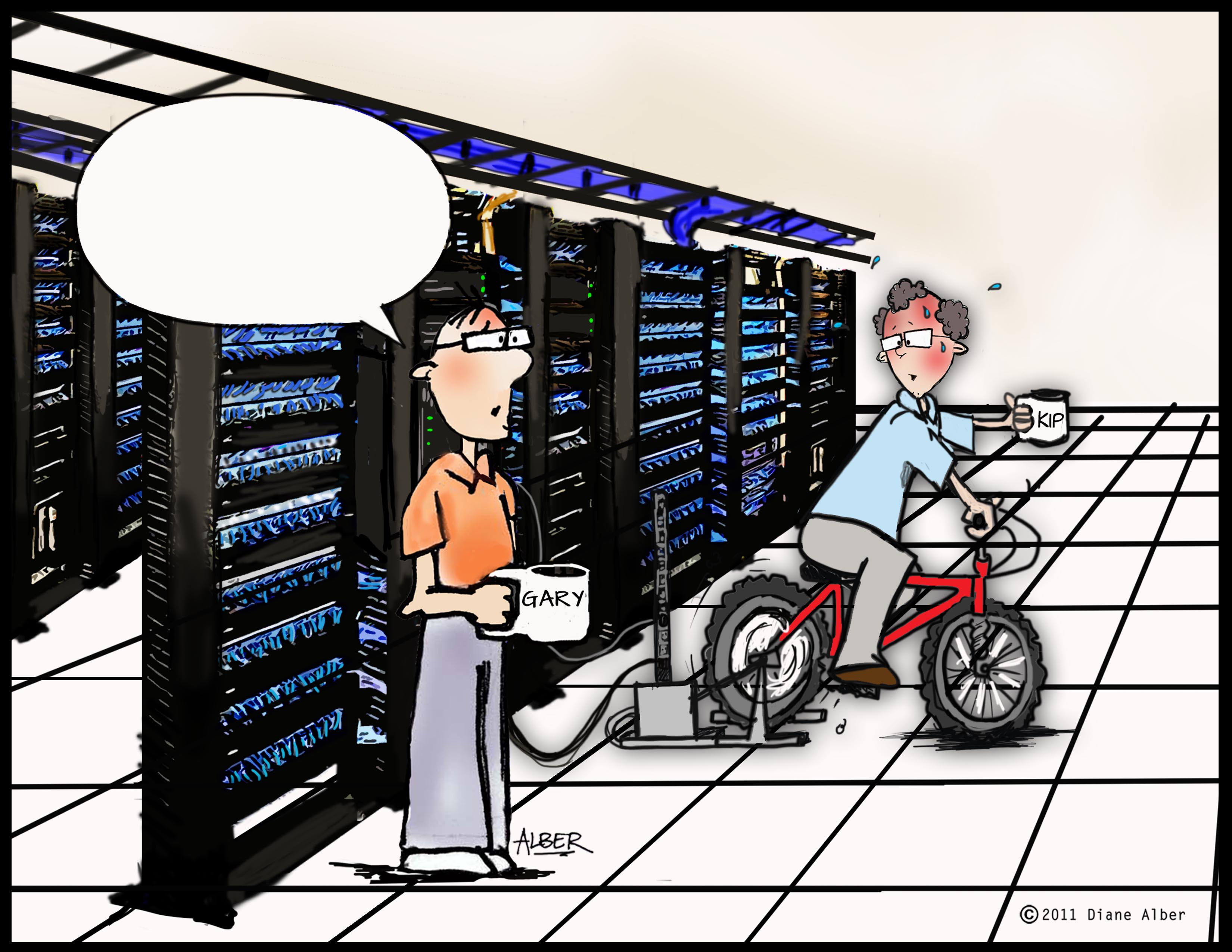 Top 5 Data Center Cartoons Of 2012 Data Center Knowledge