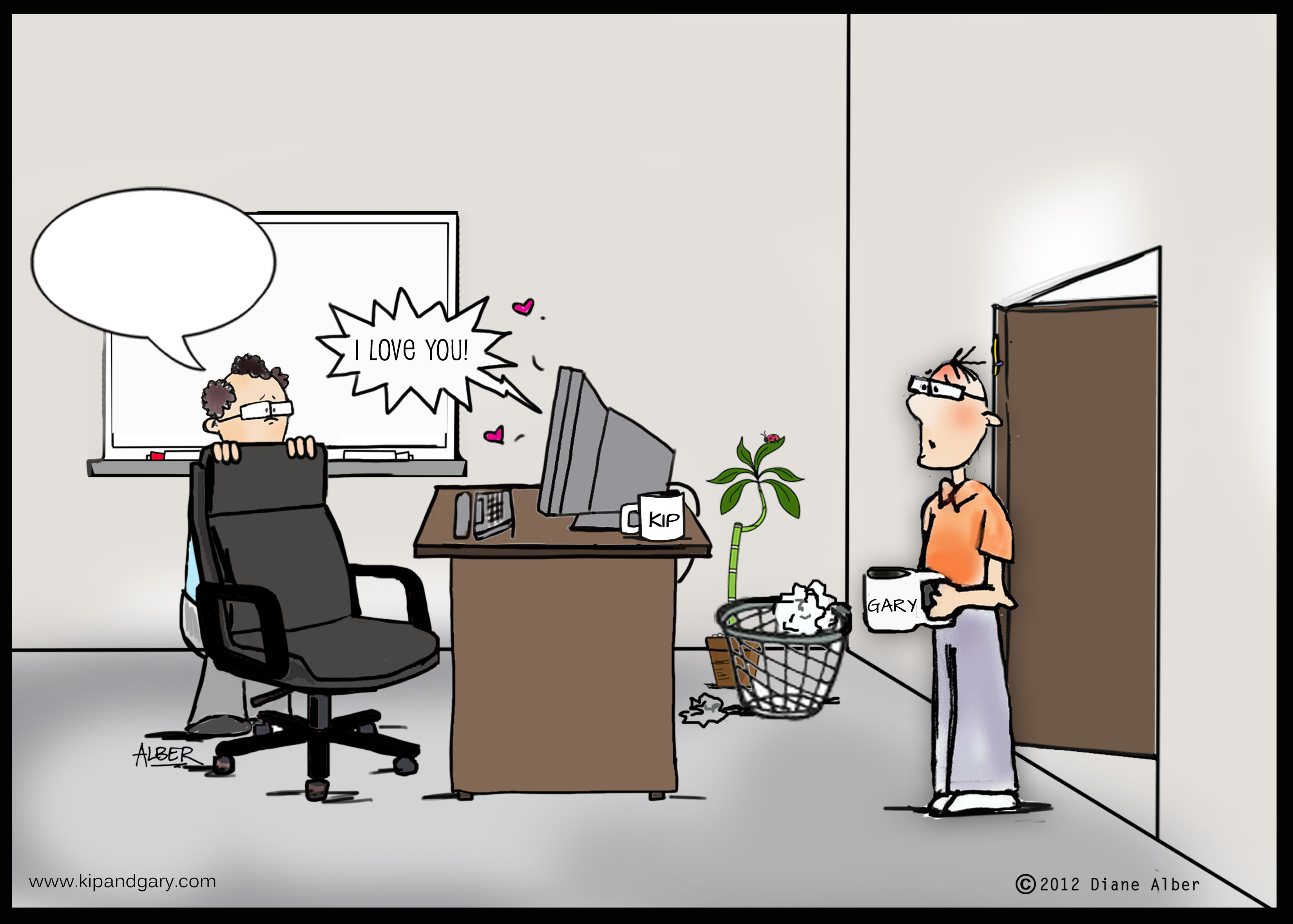 Friday Funny Vote For The Best Cartoon Caption Data Center Knowledge