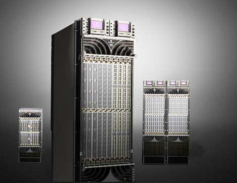 Alcatel Lucent Introduces New Core Routers
