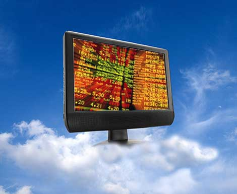 cloud-trading-dreamstime