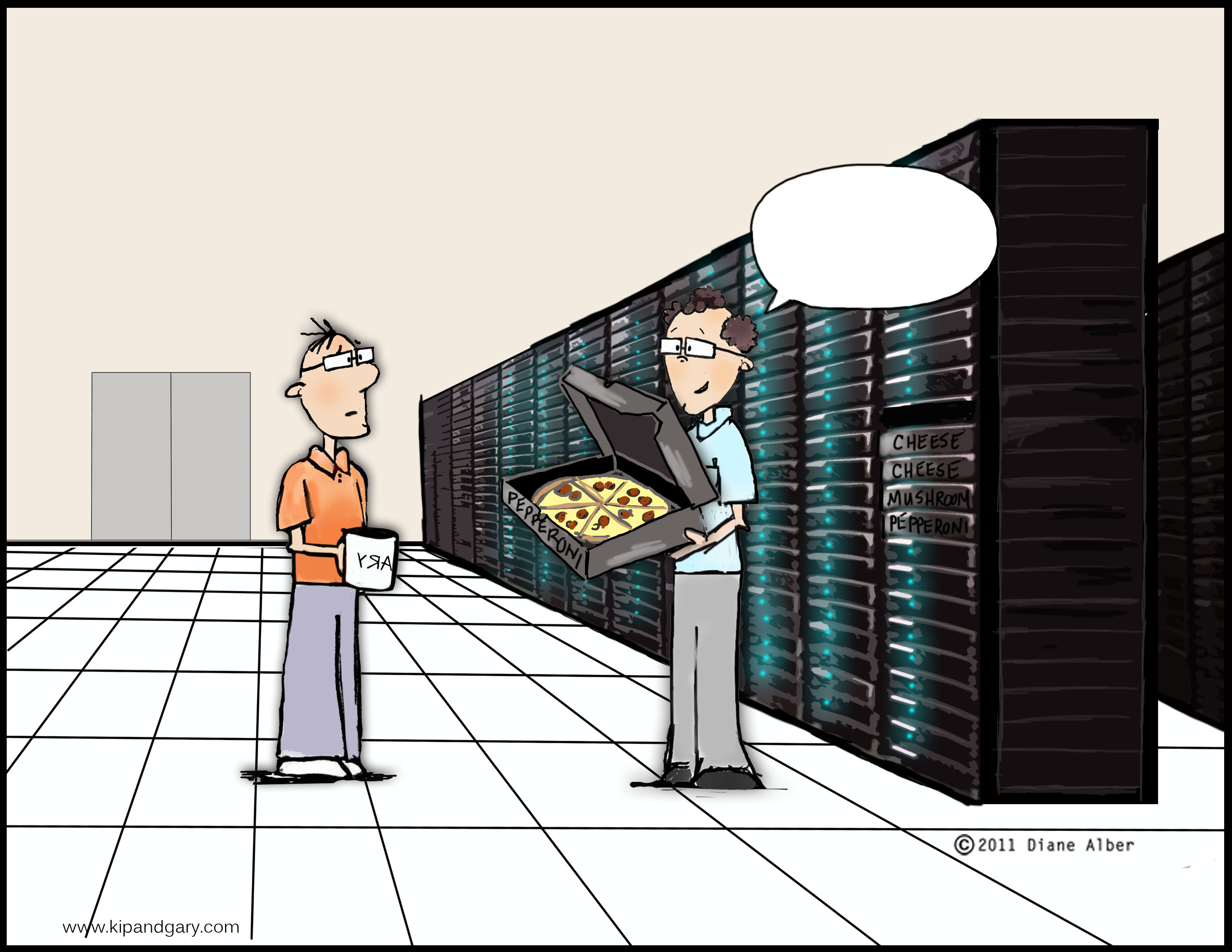 Top 5 Data Center Cartoons Of 2012 Data Center Knowledge