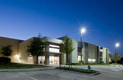 A look at the Dallas data center operated by T5 Data Centers