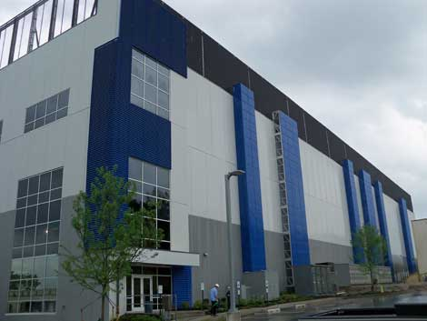 Telx facility in Clifton, NJ