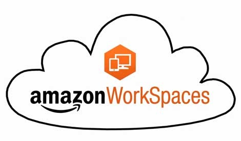 Amazon WorkSpaces.