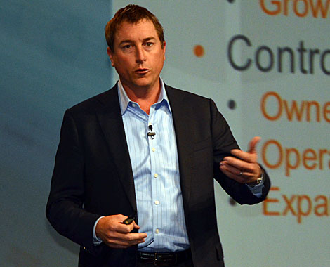 Chris Crosby, CEO and co-founder, Compass Datacenters.