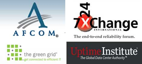 Here's our look at some of the leading data center industry groups.