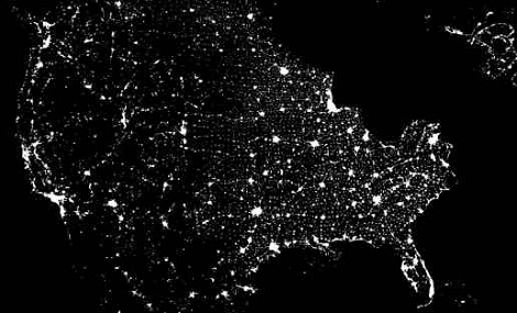 Figure 1: Northeast Blackout 2003