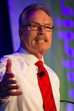 Bill Clement speaks at Data Center World Fall 2015