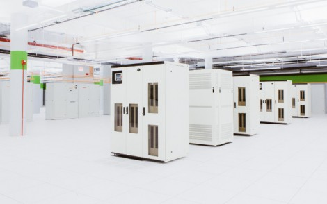 Inside AlteredScale's Chicago data center, acquired by TierPoint in 2015 (Photo: AlteredScale)