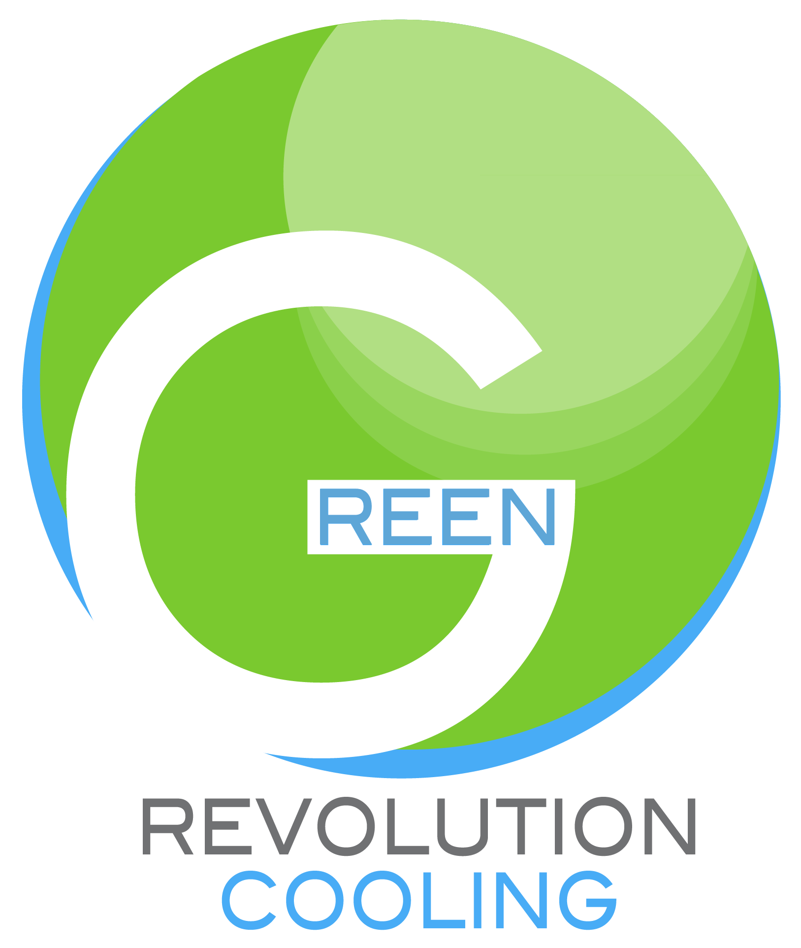 Green Revolution Cooling Logo